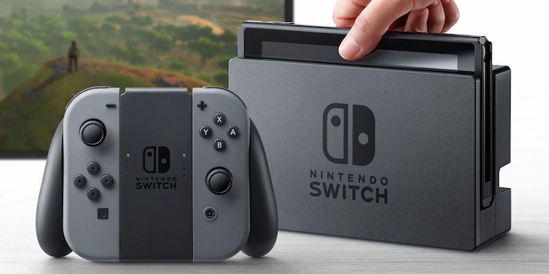 Nintendo Switch kopen in Nederland
