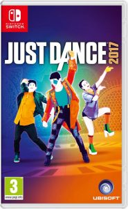 Nintendo Switch launch game: Just Dance