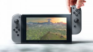 Nintendo Switch in Portable Modus