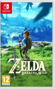 Zelda Breath of the Wild: Nintendo Switch