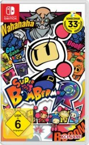 Super Bomberman Nintendo Switch game