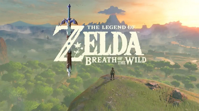 Zelda Breath of the Wild voor Nintendo Switch