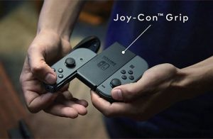 Nintendo Switch: JoyCon Controller Grip