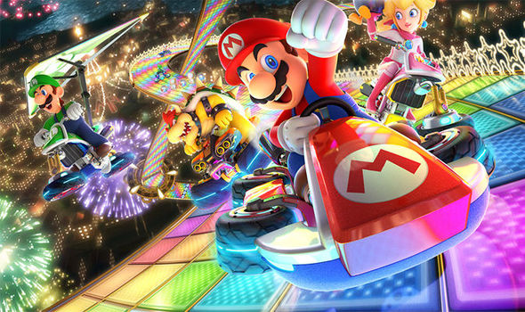 Mario Kart best verkochte Nintendo Switch game in Japan